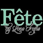 Fete by Love Fafie logo (square)